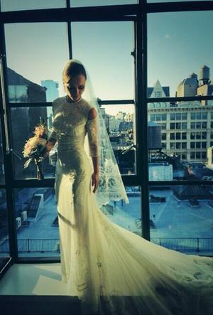 Фото №14 - От Одри Хепберн до Меган Маркл: знаменитые невесты в платьях Givenchy
