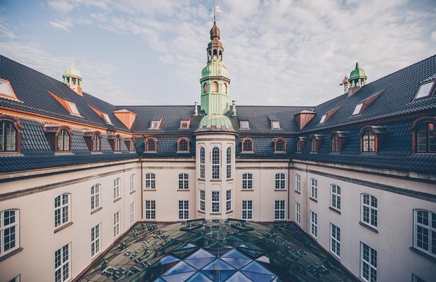 Фото №2 - Дизайн-отель в здании главпочтамта в Копенгагене