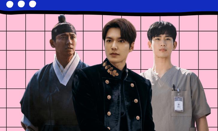 Фото №1 - 10 корейских актеров, которых обожают сами корейцы 😍