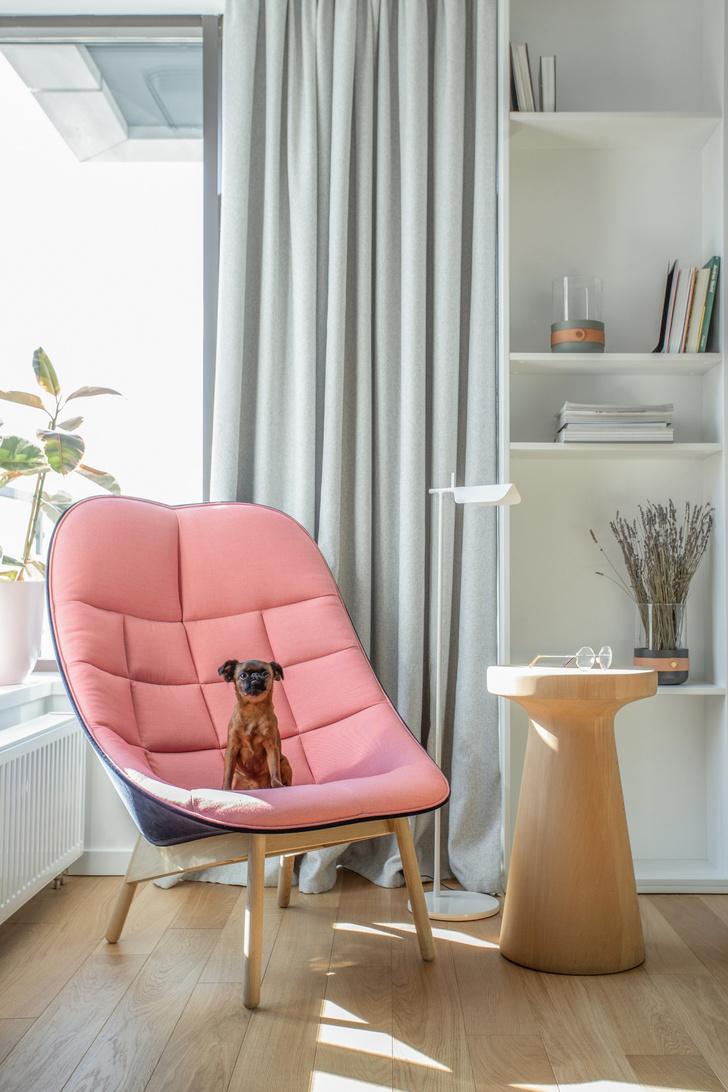 Фото №11 - Квартира 260 м² для семьи с тремя детьми и собакой