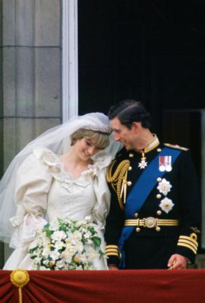 Фото №4 - Дурной знак: какой конфуз случился с принцессой Дианой на ее свадьбе
