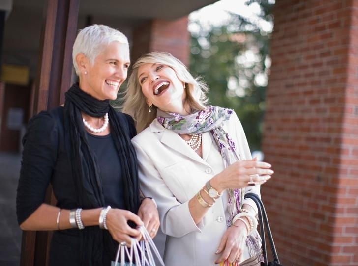 Фото №8 - Как решиться на перемены в жизни после 45 лет
