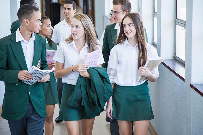 Фото №1 - Мировой опыт: средняя школа и старшие классы в Англии