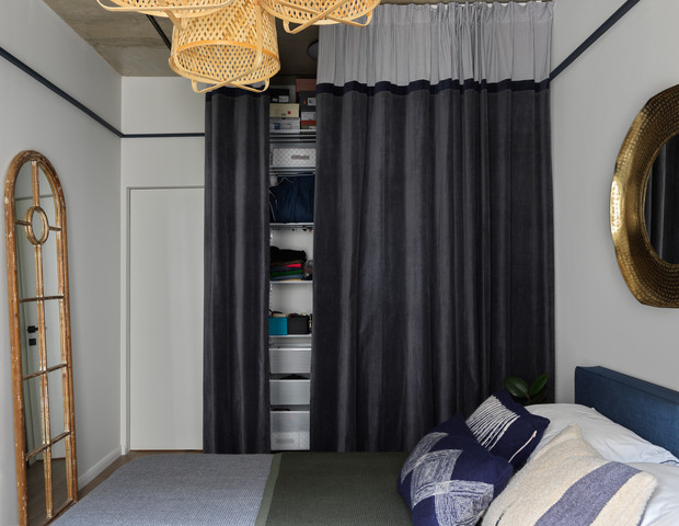 Фото №12 - Необычная яркая квартира 78 м² в центре Петербурга