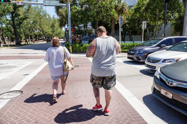 Фото №1 - Половина американцев столкнется с ожирением уже через 10 лет