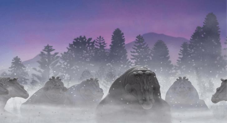 Фото №3 - От Балтики до Алтая: 5 удивительных древних чудовищ России