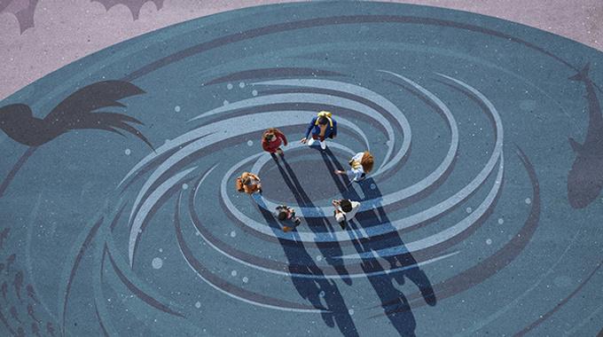 Галактика отношений: как окружить себя теми, с кем нам будет хорошо