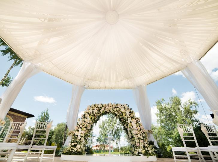 Фото №16 - Лучшие свадебные площадки Москвы