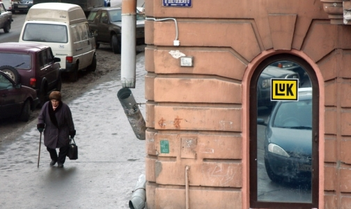Фото №1 - Скользкий Петербург: жертвы гололеда заполнили травматологические отделения