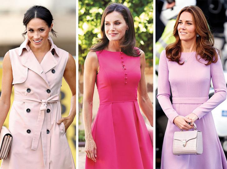 Фото №1 - Royal pink: как королевские особы носят розовый цвет