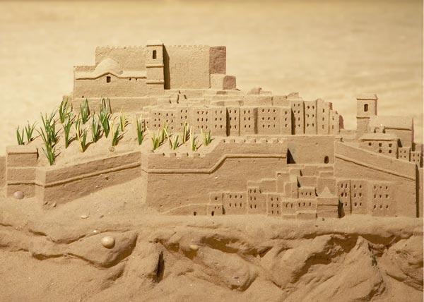 Фото №2 - Замки из песка