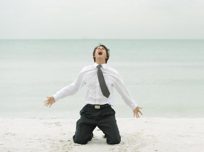 Фото №11 - Почему мужчины плачут