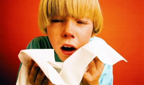 Фото №1 - Заболеваемость ОРВИ в Петербурге превышает недельный эпидпорог на 17-25%. Пока только у детей