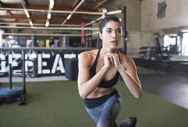 Фото №2 - 5 упражнений, которые точно помогут похудеть в бедрах