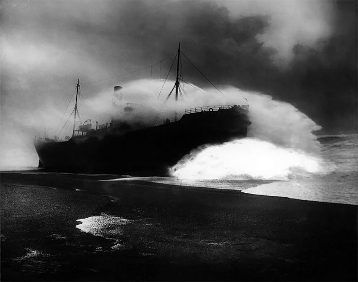 Фото №7 - Не повезло: старинные фотографии кораблекрушений