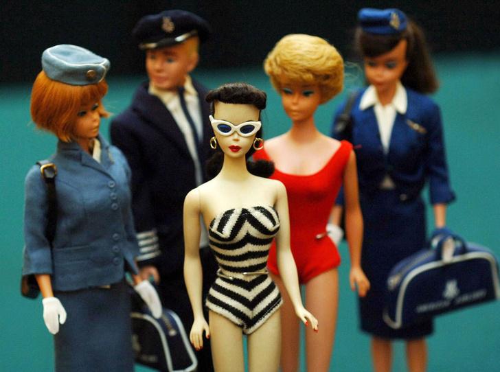 Фото №10 - Рут Хэндлер: от простой стенографистки до создательницы легендарной куклы Barbie