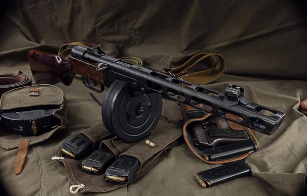 Фото №6 - 9 стволов, которые перевернули мир— главные вехи в истории стрелкового оружия