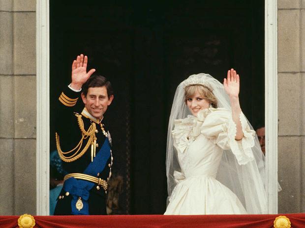 Фото №1 - Предвестие развода: самая плохая свадебная примета Виндзоров