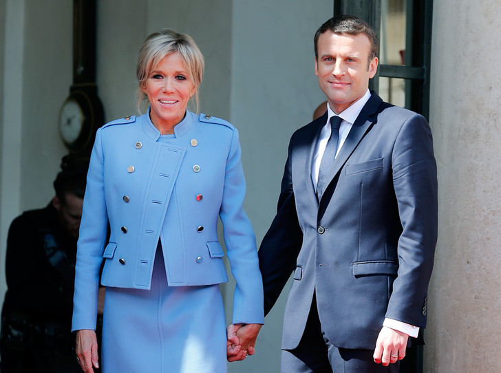 Фото №2 - Этикет первых леди: что можно (и нельзя) супругам президентов