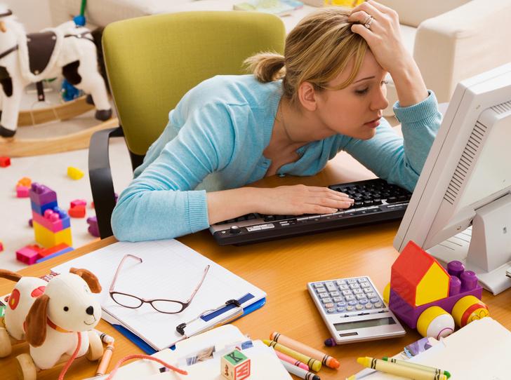 Фото №1 - Офис дома: почему работа «на удаленке» не так хороша, как кажется