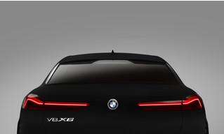 BMW сделала самый черный автомобиль
