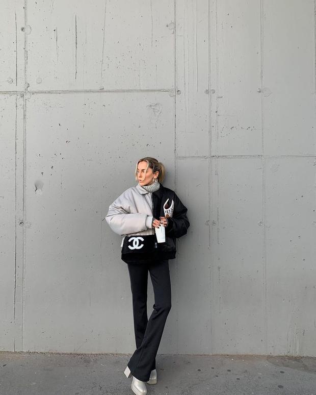 Фото №2 - Вещь сезона: стилист София Коэльо нашла самые актуальные джинсы клеш