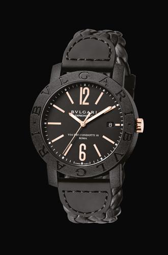 Фото №2 - Новое – это хорошо забытое старое: часы BVLGARI BVLGARI Carbon Gold