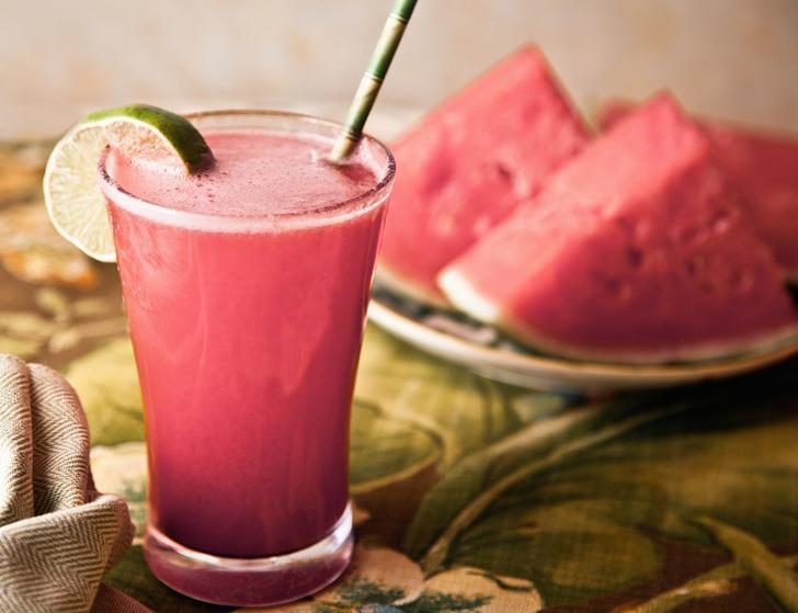 полезные летние соки для снижения веса