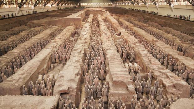 Фото №2 - 10 важнейших археологических находок