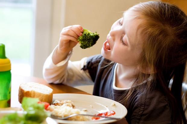 Фото №1 - Воспитание аппетита