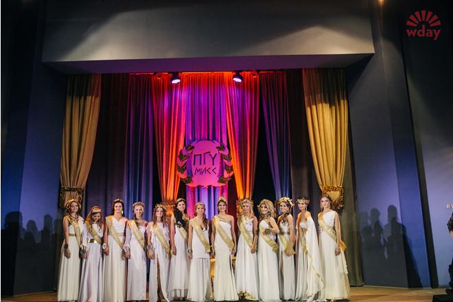 Фото №1 - «Мисс ПГУ – 2015»: 11 красавиц и только одна корона!