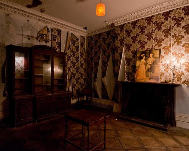 Фото №2 - Лофтус Холл: самый известный в Ирландии дом с привидениями