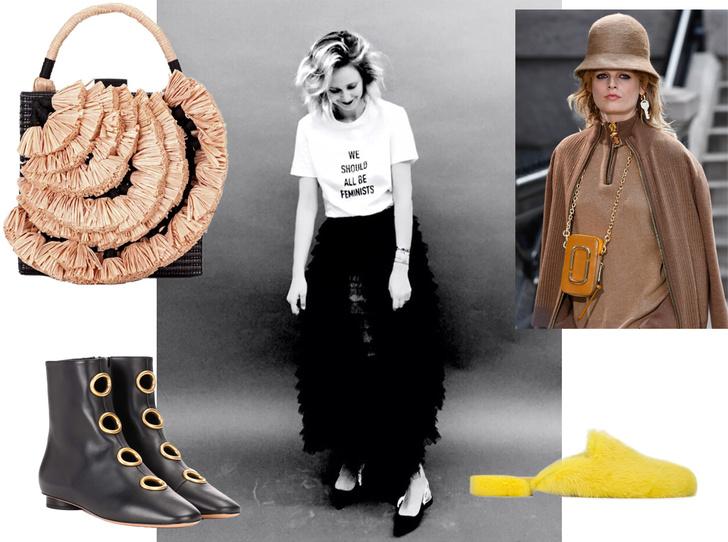 Фото №1 - Fashion director notes: июль ─ модные спецэффекты
