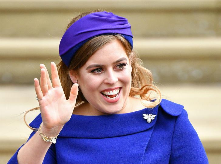 Фото №1 - Принцесса Беатрис встречается с самым красивым мультимиллионером-аристократом