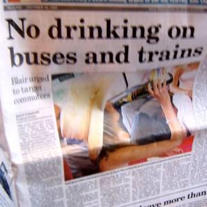 Фото №1 - В автобус без пива