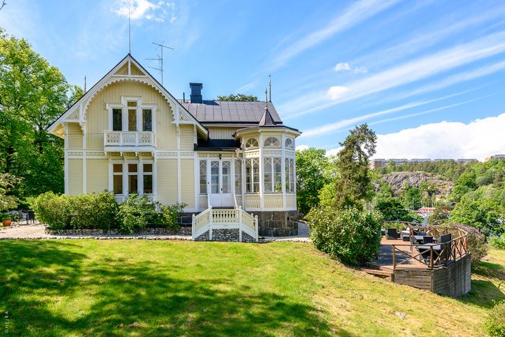 Фото №1 - Бывший дом Астрид Линдгрен в Стокгольме
