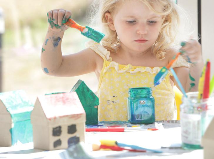Фото №1 - Как развивать творческие способности ребенка