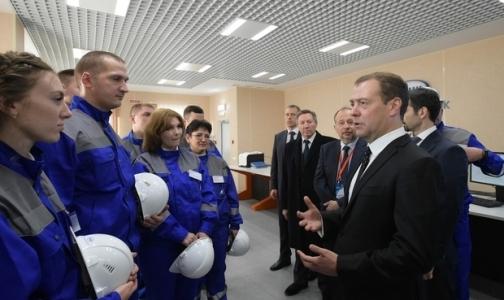 Фото №1 - Дмитрий Медведев отказался понижать температуру горячей воды в жилых домах