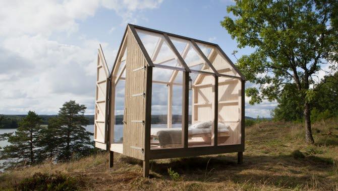 Фото №5 - Павильон для отдыха на природе в Швеции