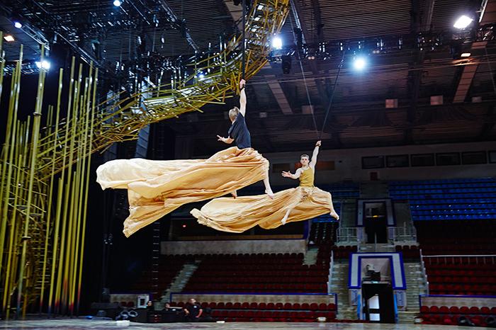 Фото №1 - Новая версия Varekai от Cirque du Soleil уже здесь!