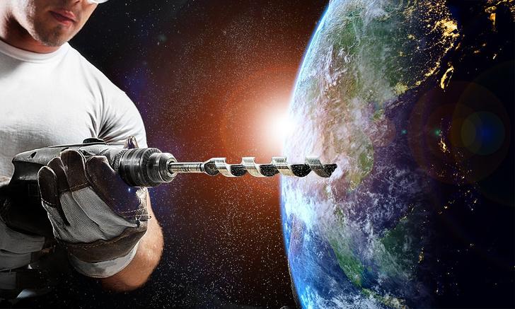 Фото №1 - 12 бездонных фактов о Кольской сверхглубокой скважине