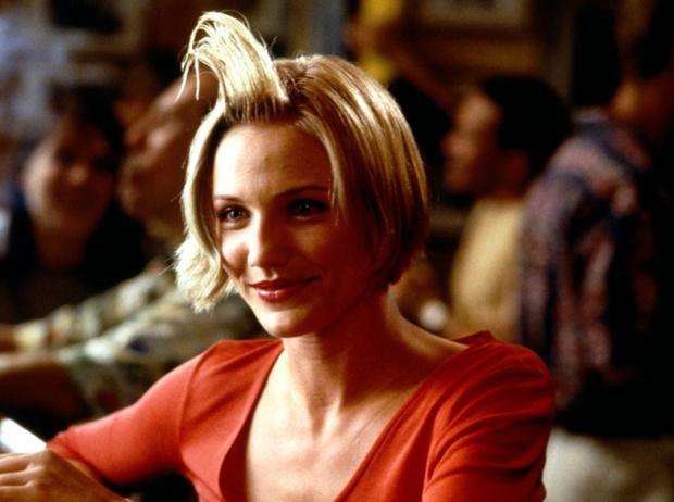 Фото №4 - Блондинка с амбициями: история успеха Камерон Диас