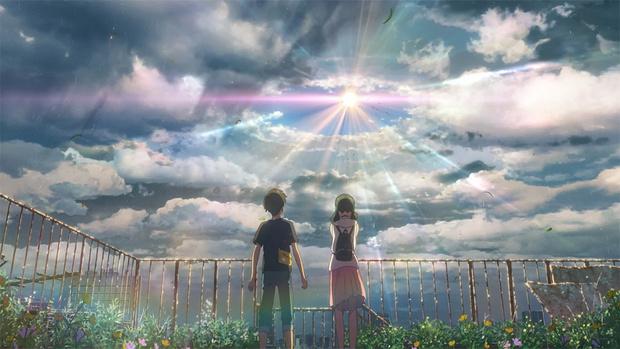 Фото №2 - MAXIM рецензирует «Дитя погоды» Макото Синкая— наверное, самое грандиозное аниме десятилетия