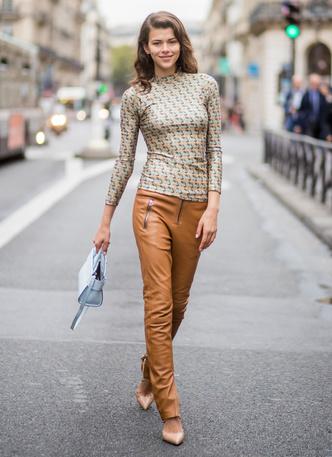Фото №5 - Как выбрать идеальные брюки по типу фигуры