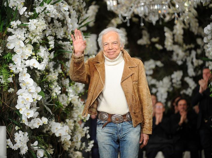 Фото №1 - Мистер Polo: 5 модных революций американского дизайнера Ральфа Лорена