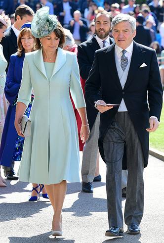 Фото №52 - 20 самых стильных гостей на свадьбе Меган Маркл и принца Гарри