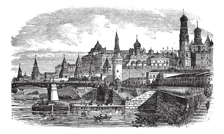 shutterstockТак Москву стали называть после того, как в начале XVIII века Петр I перенес столицу в Санкт-Петербург.