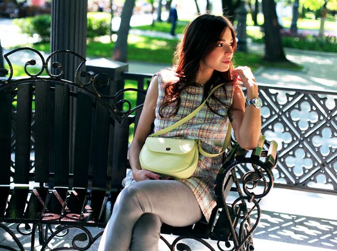 Фото №2 - Агния Дитковските в лукбуке новой лимитированной коллекции Askent