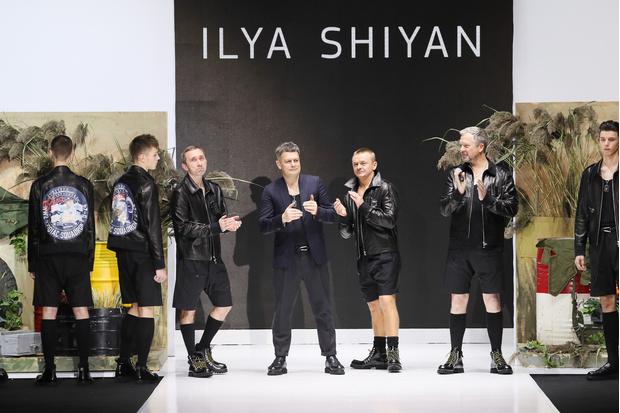 ILYA SHIYAN весна-лето 2020