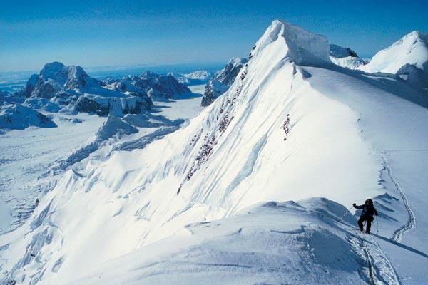 Фото №1 - Возвращение на вершину